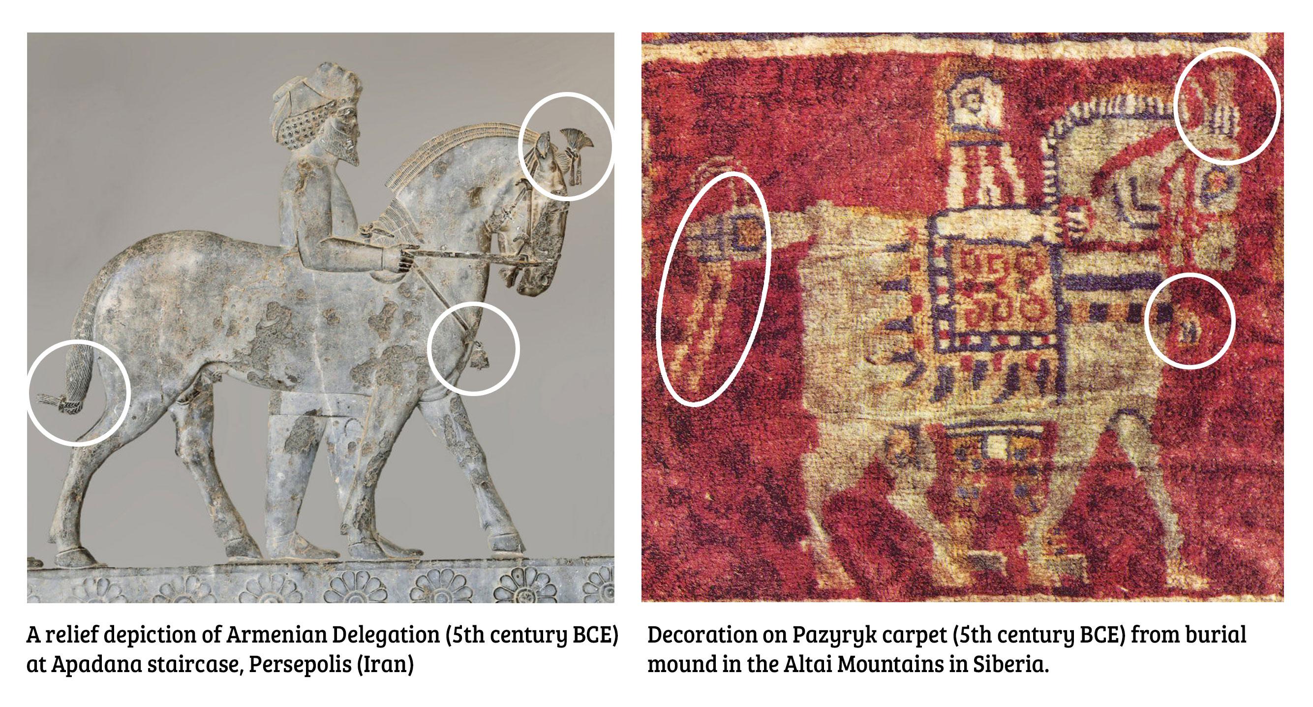 Pazyryk Carpet Armenian Vidalondon