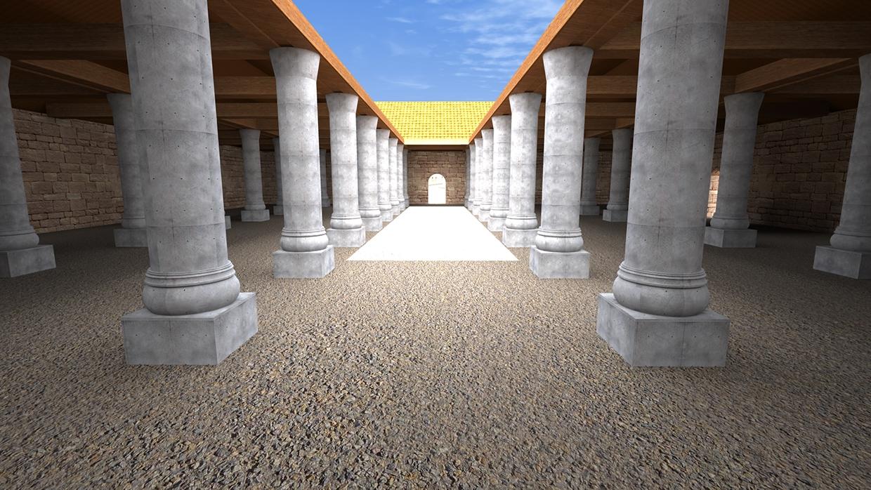 Dvin city 3D reconstruction9