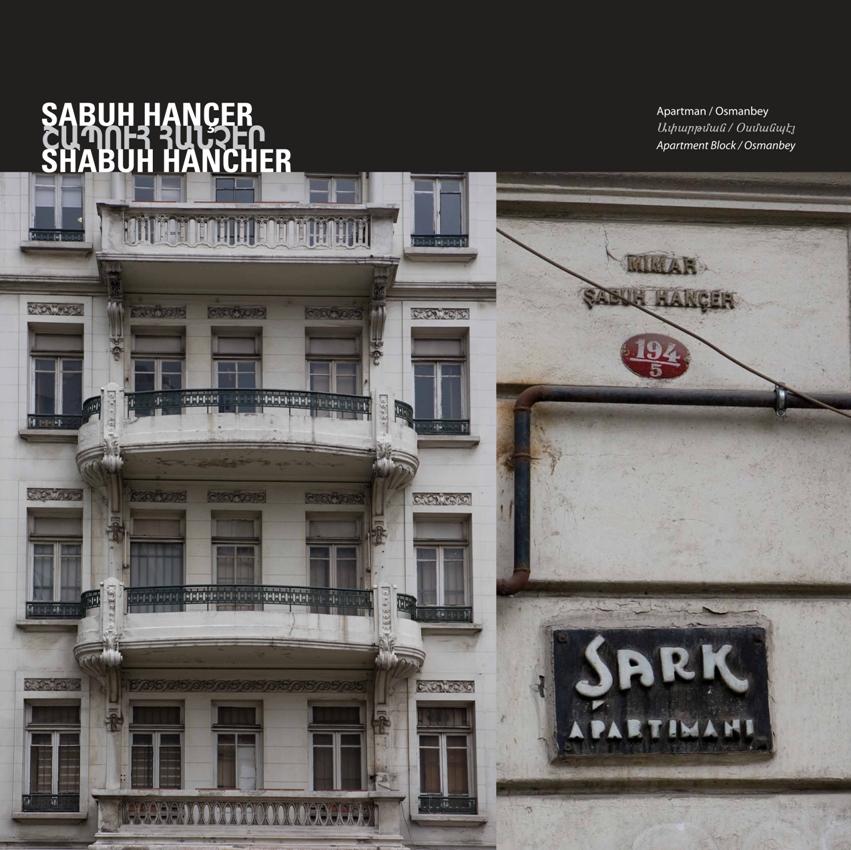 Apartment Block by Şabuh Hançer