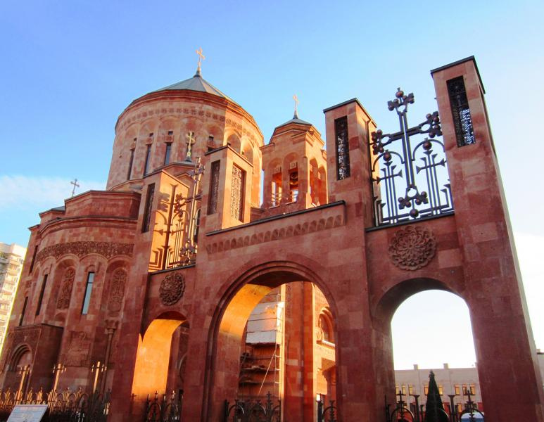New Armenian Church to open in Moscow - PeopleOfAr