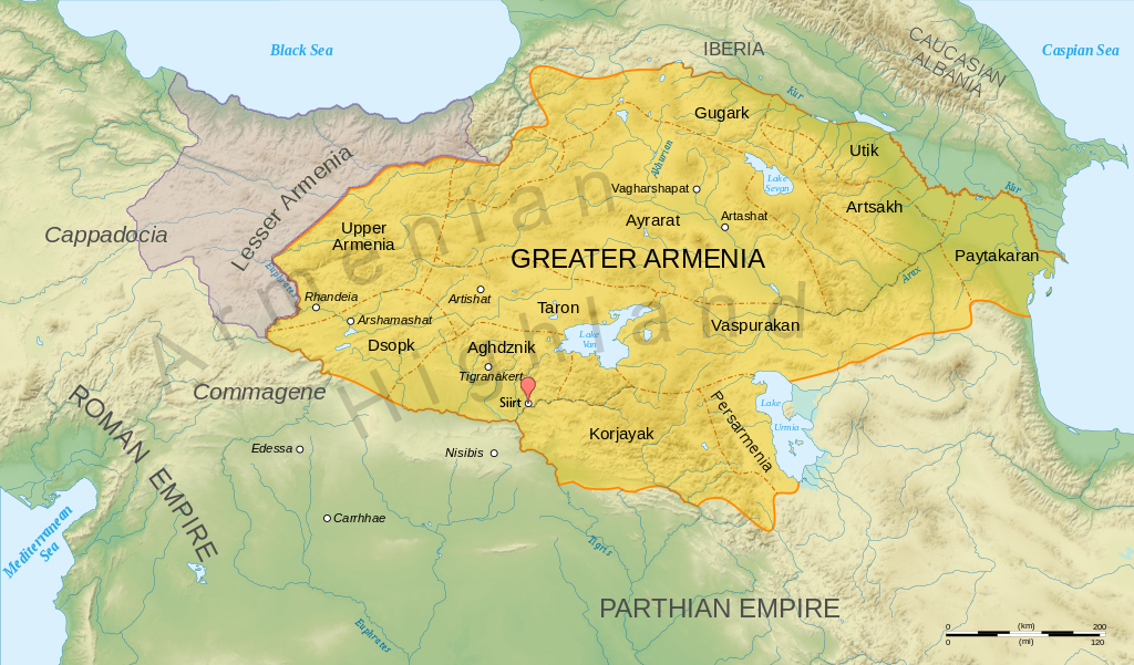 New discoveries in Armenian Highland  PeopleOfAr
