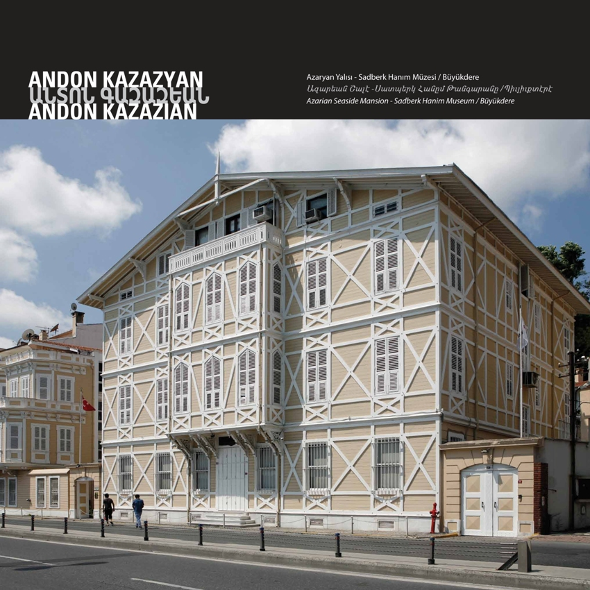 Azarian Seaside Mansion - Sadberk Hanim Museum by Andon Kazazyan