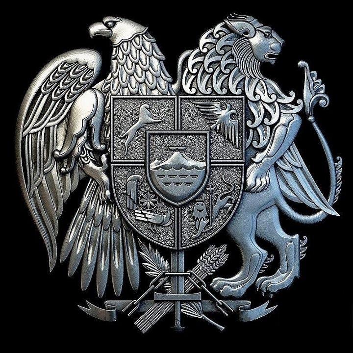Historic Armenian Coats of Arms  PeopleOfAr