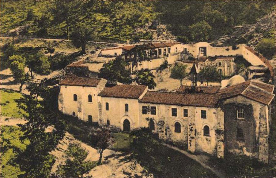 Armenian monastery of Sourp Magar (Magaravank 1000 AD)