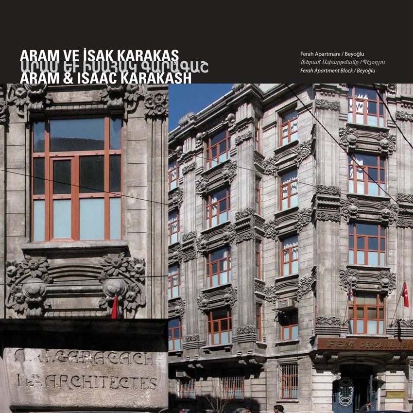 Ferah Apartment Block by Aram ve İsak Karakaş