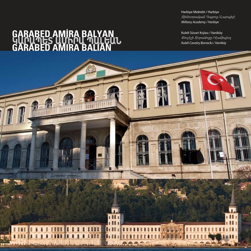 Military Academy - Kuleli Cavalry Barracks by Garabed Amira Balyan