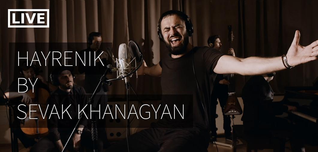 Risultati immagini per Hayrenik by Sevak Khanagyan
