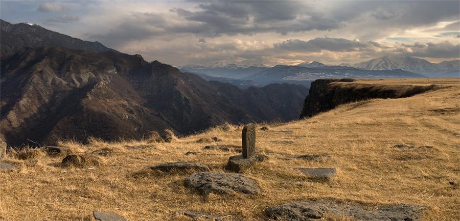 Lori - canyon, Armenia