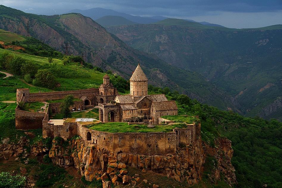 Monastery of Tatev 8th century