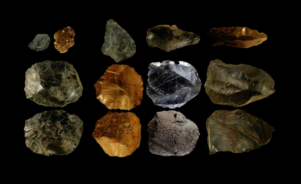 Newly Discovered Stone Age Tools From Armenia Challange