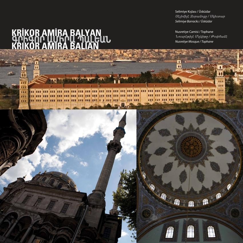 "Selimiye Barracks - ""Nusretiye Mosque by Krikor Amira Balyan"