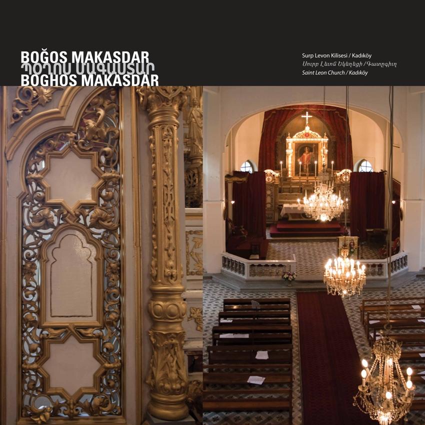 Saint Leon Church by Boğos Makasdar