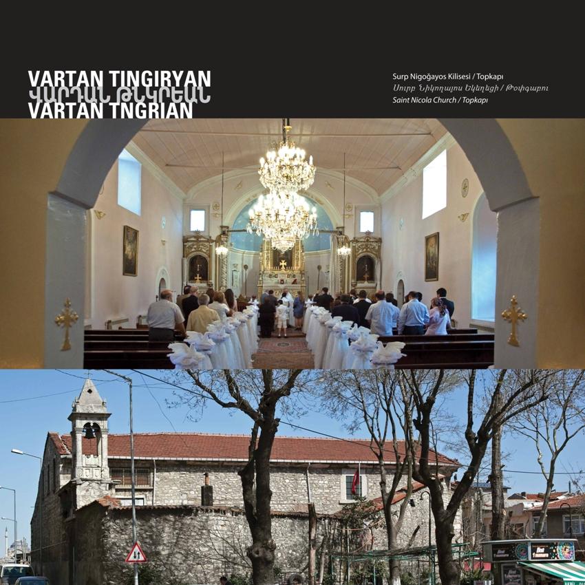 Saint Nicola Church by Vartan Tıngıryan