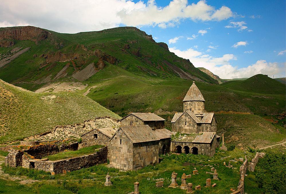 Vorotnavank Monastery 10th century, Armenia